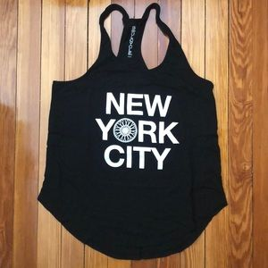 Soul cycle NYC Tank